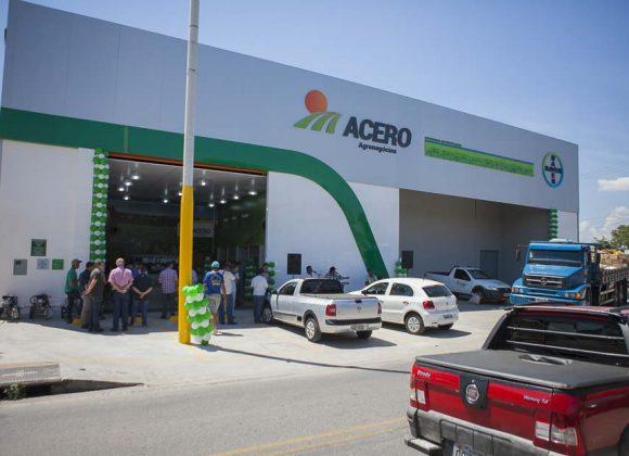 Acero Agronegócios abre as portas da nova loja no CEASA-MG