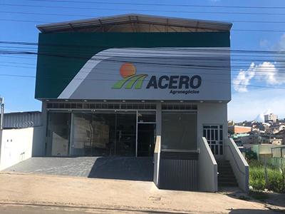 Acero Agronegócios inaugura loja em Barbacena